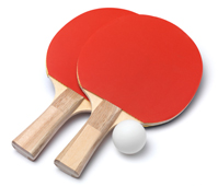 Sportpsycholoog Ping Pong